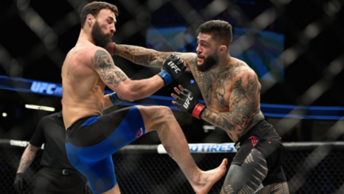 UFC 221 Results: Tyson Pedro Pulls Off Slick Kimura to…
