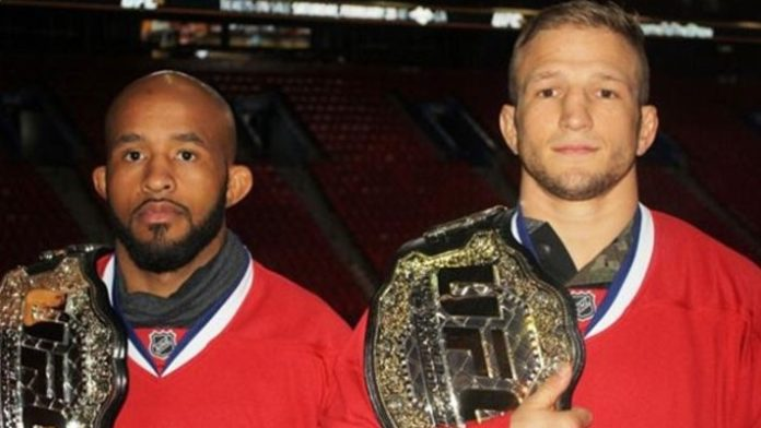 Dana White: TJ Dillashaw vs. Demetrious Johnson Super Fight 'Is Not Happening'