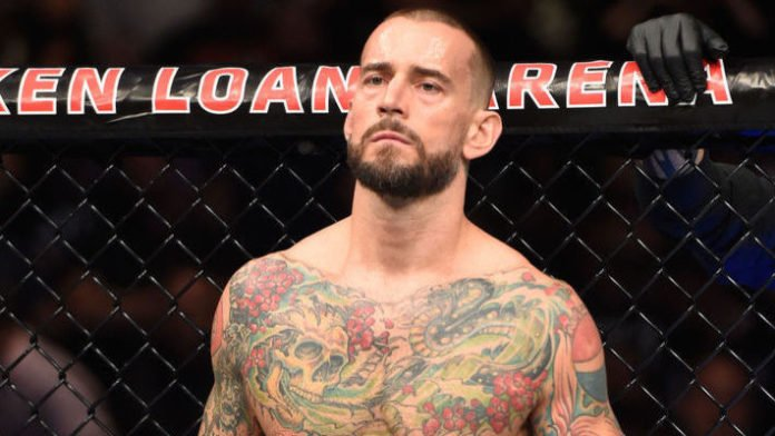 CM Punk's Next Fight Targeted For UFC 225
