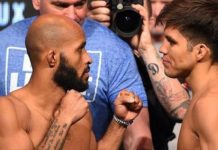 Demetrious Johnson Henry Cejudo