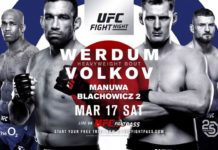 UFC Fight Night 127