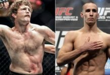 Ben Askren vs. Rory MacDonald In Bellator MMA