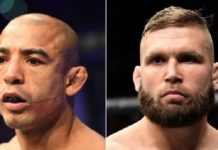 Jose Aldo vs. Jeremy Stephens