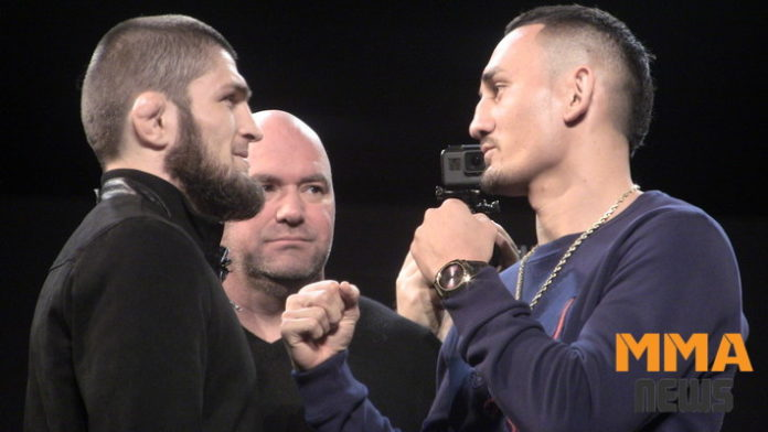 UFC 223: Max Holloway out, Anthony Pettis in against Khabib Nurmagomedov?