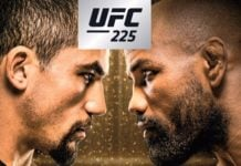 UFC 225: Whittaker vs. Romero 2