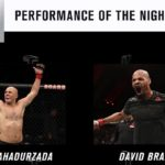 UFC Fight Night 128 Performance Bonus Winners