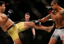 Belfort vs Machida