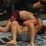 Arnold Allen Chokes Out Mads Burnell