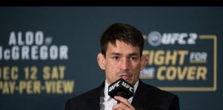 UFC Chile post-fight press conference