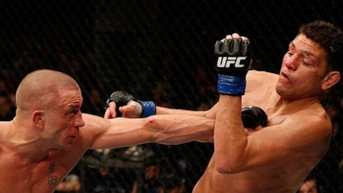 Nate Diaz Claims GSP 'Cheated' By Using Steroids For Nick Diaz Fight