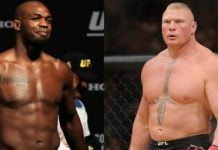 Jon Jones vs. Brock Lesnar