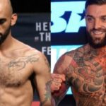 Mike Jackson vs. Aaron Chalmers