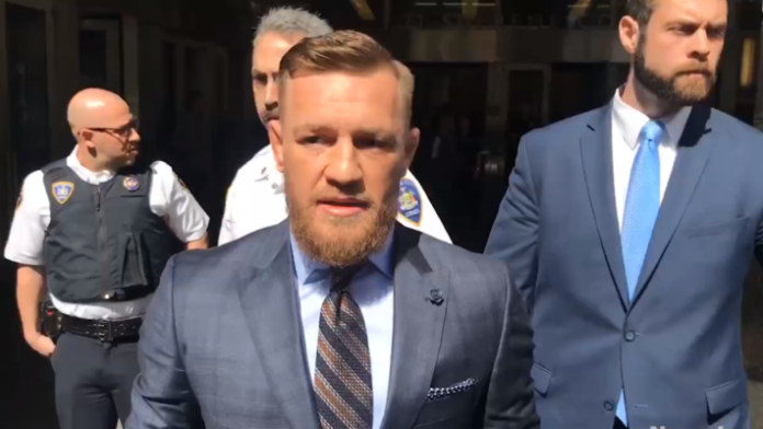 Conor McGregor due in NY court on Thursday