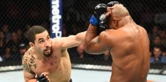 Robert Whittaker vs. Yoel Romero UFC 225